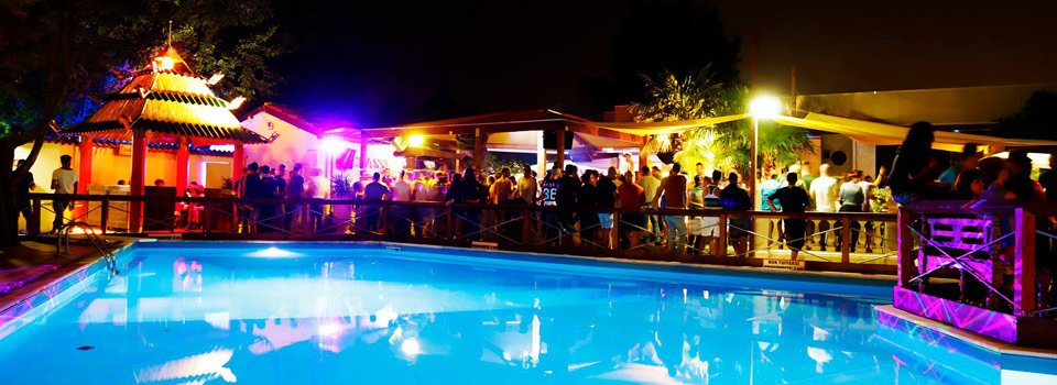 Classic Club Rimini pool