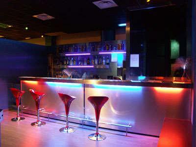 Illumined milano for Gay club milan