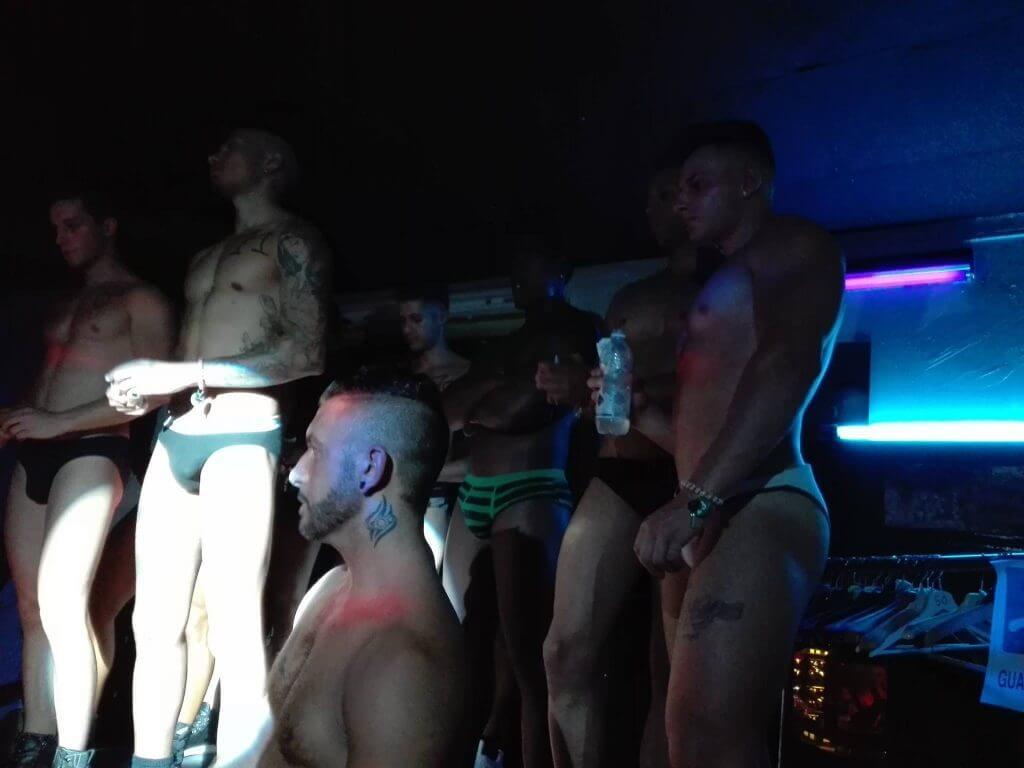 Milan gay sauna