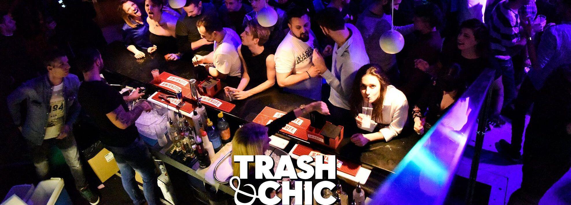 Trash & Chic gay parti Venice