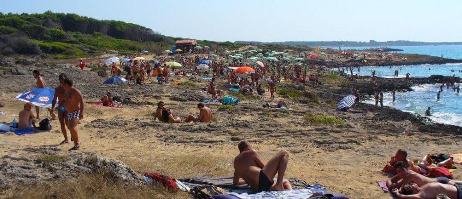 Beautiful gaynudist beach