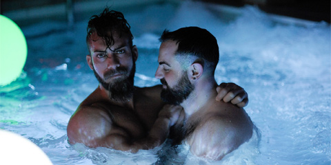 SPArtacus sauna gay Rome