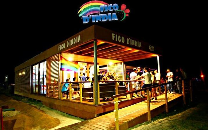 Il Fico d'india bar gay Cagliari