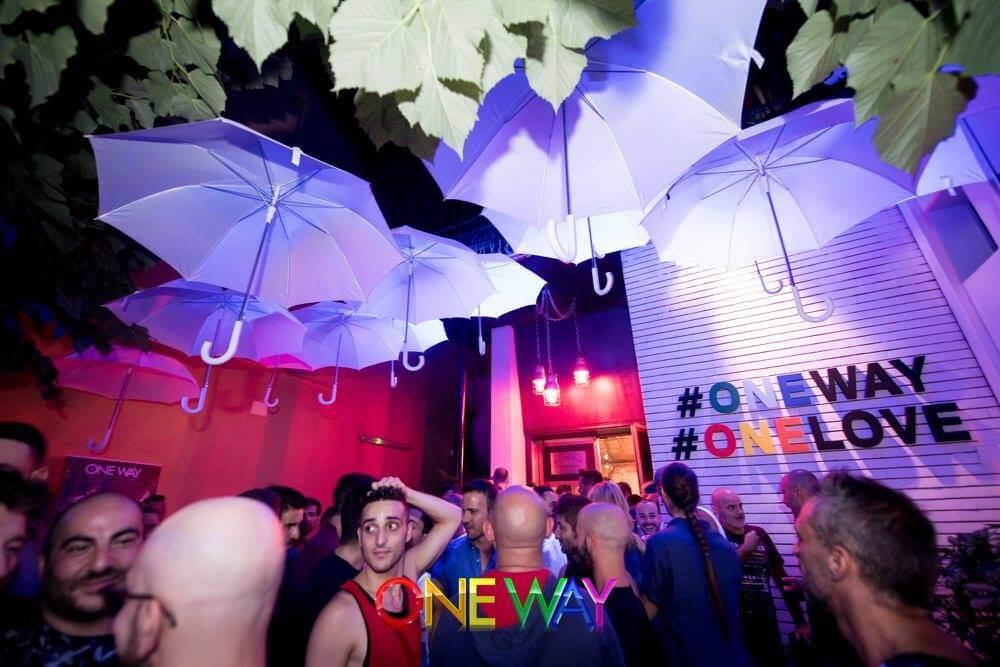 OneWay Milan disco cruising
