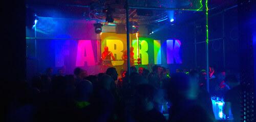Fabrik Florence cruising gay