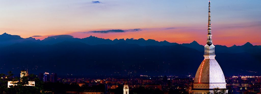 Torino, a view from the city