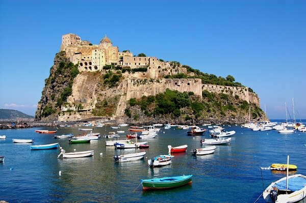 Ischia the first gay grand tour
