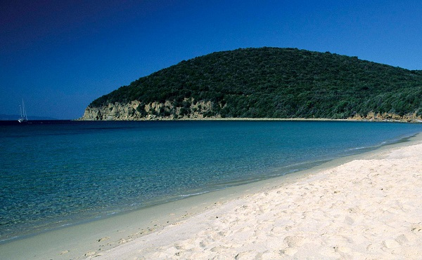 Bibbiona naturist beach