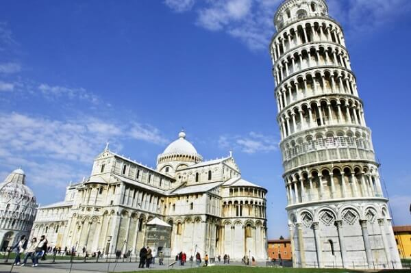 Pisa what to see in Italy