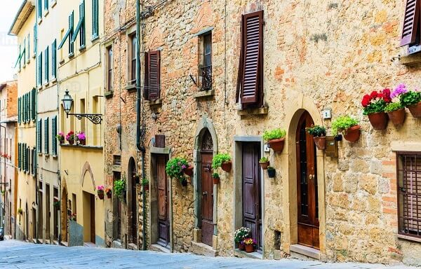 Volterra what to see